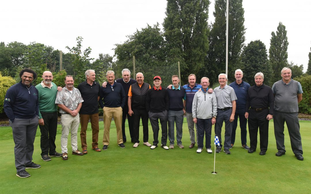 Teeing Off For Charity