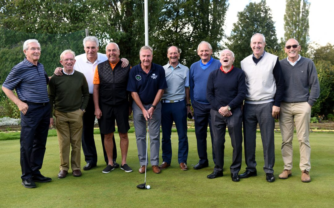 Wolves FPA Annual Golf Day 2018