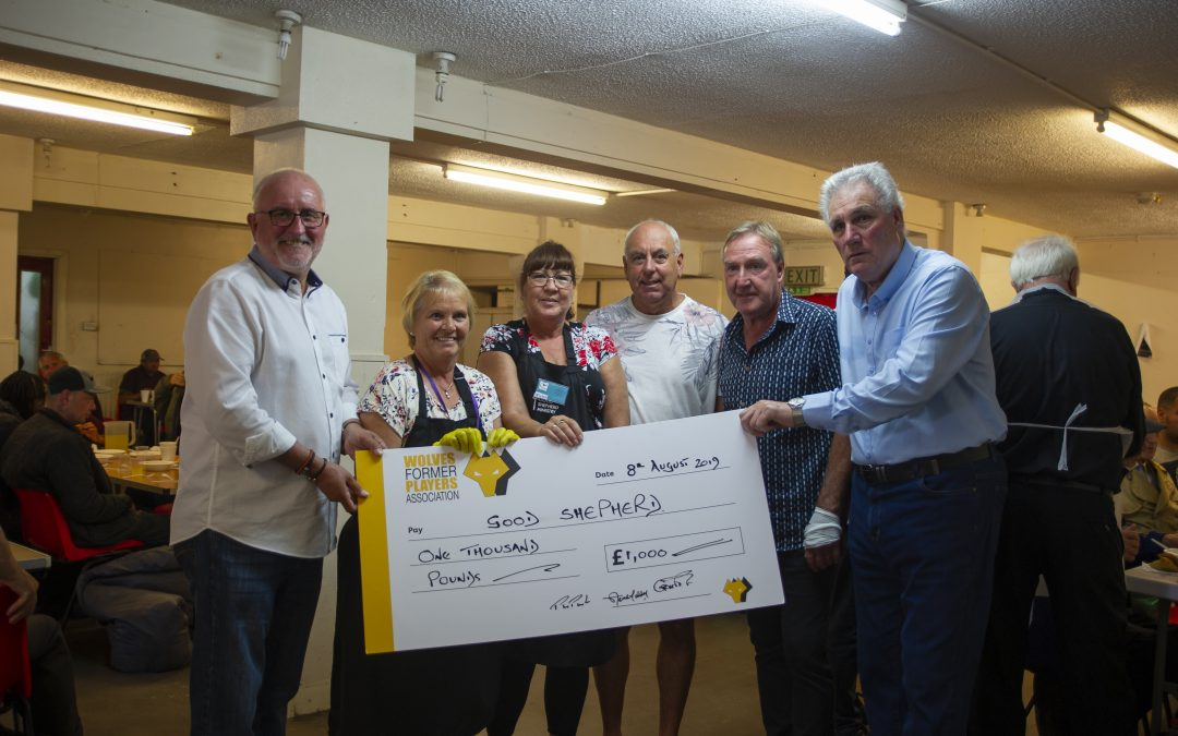 Donations To Local Charities