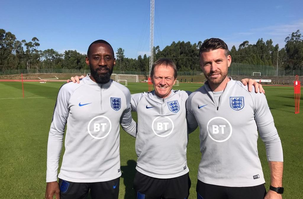 Rob's Roving Role Leads To England