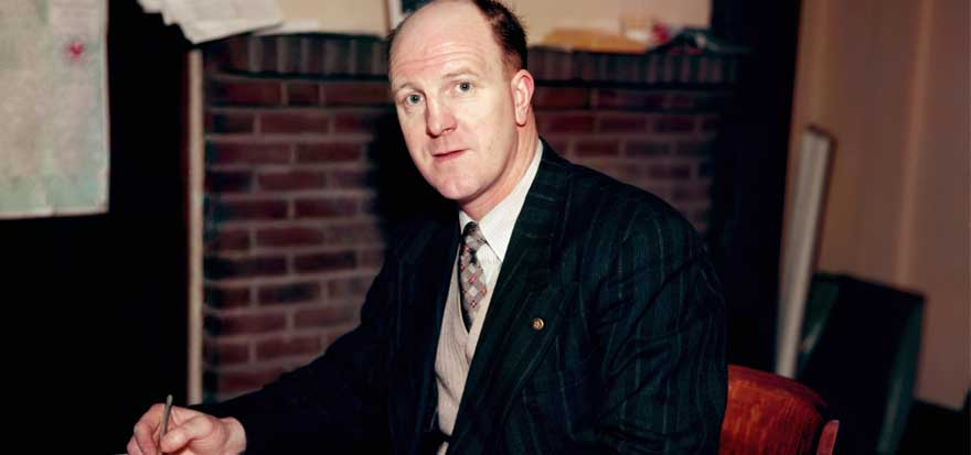 Plaque To Honour Stan Cullis